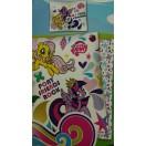 Pościel 160/200 + 70/80 Koniki Pony Rock