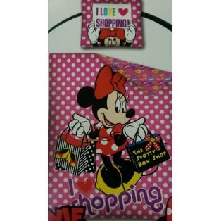 Pościel 160/200 + 70/80 Minnie Mouse